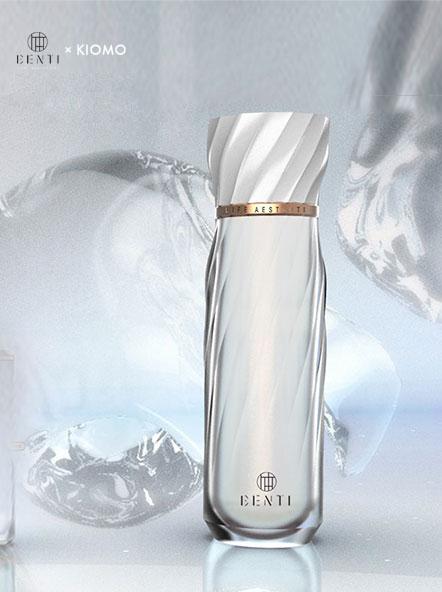 生物細胞營養液瓶型設計——科技保鮮方式兼具高顏值